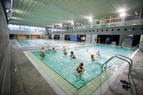 deportes grupo municipal del partido aragon s en el